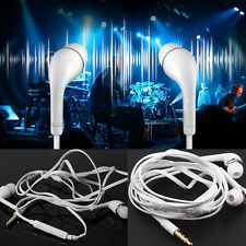 Samsung 3.5mm S5 Earbud Headphone For iPhone Note S4 In-Ear Headset Stereo