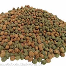 "5-lbs 1/4"" Intense GROWTH  & Color Enhancing KOI & Pond AFI Pellets"