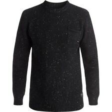 Quiksilver Newchester Mens Jumper - Black All Sizes