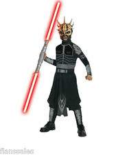 LICENSED STAR WARS SAVAGE OPRESS BOYS COMPLETE -OUTFIT FANCY DRESS
