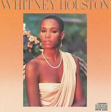 Whitney Houston : Whitney Houston CD (1990) *****VIEWED ONE TIME ONLY*****
