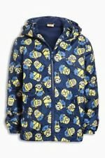 Next Minions Boys Shower Resistant Jacket, Sizes 3-10 Years