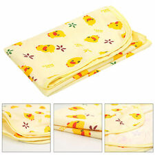 Baby Infant Cartoon Duck Soft Padded Changing Mat Waterproof Mats Breathable
