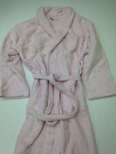NEW IN PACKAGE! LIGHT PINK PLUSH SPA BATH ROBE Small-XLarge MOTHER'S DAY GIFT