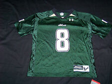 Under Armour Youth University of South Florida USF Bulls #8 Jersey NWT