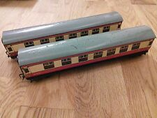 hornby dublo train coaches m4183