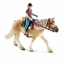 Schleich Pony Riding and Camping Playset
