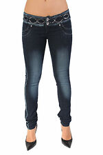 Brazilian Butt Lifting  Jeans Skinny Leg  Sexy Fashion  Colombian Style DJ1374