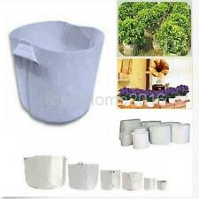 Various Tomato Planter Bag Pot Flower Grow Bed Plant Seedling Pouch Container