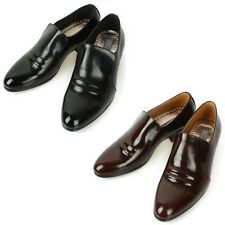 Mooda Mens Leather Loafer Shoes Casual Formal Lace up Dress Shoes Ace CA