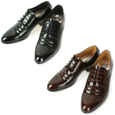 Mooda Mens Leather Oxfords Shoes Classic Formal Lace up Dress Shoes AceLine CA