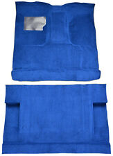 1975-1979 Ford F-100 Crew Cab 4WD 4 Speed Cutpile Factory Fit Carpet