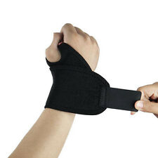 Wrist Sprains Support Guard Band Strain Brace Magnetic Strap 1Pcs Carpal Tunnel