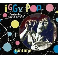 "IGGY POP FEATURING DAVID BOWIE ""FUNTIME""  CD NEW!"