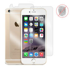 Front + Back Matte Anti-Glare Screen Film Guard Cover For iPhone 7 / 7 Plus Lot