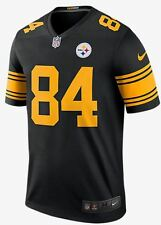 Nike NFL Color Rush Legend Edition Pittsburgh Steelers Antonio Brown #84 Jersey
