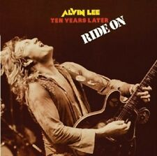 ALVIN LEE & TEN YEARS LATER - RIDE ON  CD  CLASSIC ROCK & POP  NEW!