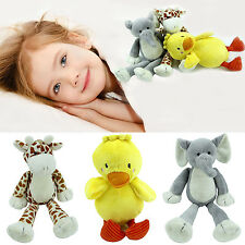 Best Cute Animal Soft Plush Toys Duck Stuffed Animal Baby Kids Gift Animals Doll
