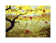 Paul Ranson Apple Tree With Red Fruit Giclee 16x11.25