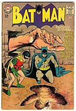 """Batman #165  VG/FN   1964    """"strict grading"""" and """"1 day shipping"""""""