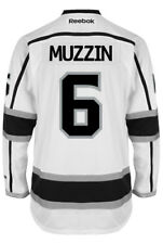 Jake Muzzin Los Angeles Kings NHL Away Reebok Premier Hockey Jersey