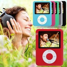 """8GB MP4 MP3 Player Video Games Movies New 1.8"""" LCD Screen FM Radio"""
