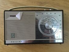 Philips All Transistor Kofferradio L3x23T/00  Radio MW LW