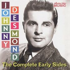 JOHNNY DESMOND - AT BASIN ST EAST  CD NEW!