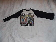 """Vintage David Lee Roth Band Concert T-Shirt from """"The Eat 'Em and Smile"""" Tour (1"""