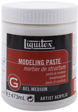 Liquitex Modeling Paste-16oz