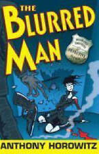 THE BLURRED MAN - ANTHONY HOROWITZ - DIAMOND BROTHERS DETECTIVE AGENCY -