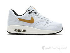 NIKE AIR MAX 1 PRM QS TRAINERS 'PURE PLATINUM' 3 4 5.5 90 95 97 TRIPLE HUARACHE