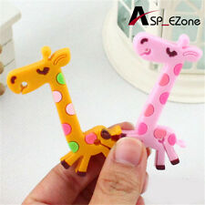 Giraffe Shape Earphone Cable Wire Cord Organizer Holder Winder For Headphoe Wire
