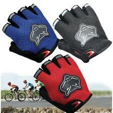 Sports Antiskid Gel Half Finger Gloves Racing Mountain Bicycle Cycling Outdoor