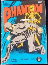(x1) King Features - The Phantom No. 853A - Double Issue - 1986