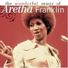 ARETHA FRANKLIN - THE WONDERFUL MUSIC OF...ARETHA FRANKLIN  CD NEW!