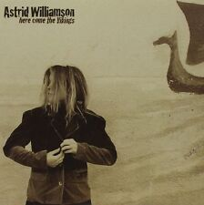 ASTRID WILLIAMSON - HERE COME THE VIKINGS  CD NEW!