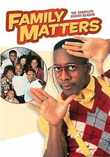 NEW Family Matters: The Complete Eighth Season (2016) (DVD)
