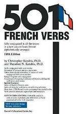501 Verb Ser.: 501 French Verbs : Fully Conjugated in All the Tenses in a New Ea
