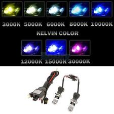 55W 12V HID Xenon Headlight Conversion Bulbs Light Lamp Kit H4-3 H7 9005 Car
