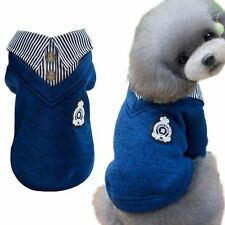 Warm Clothes Pet Dog Cats Hoodie Coat Sweater Puppy Sweater Jacket Shirt Apparel