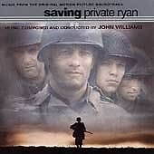 JOHN WILLIAMS - SAVING PRIVATE RYAN MUSIC FROM THE PICTURE - 1998 DREAMWORKS CD
