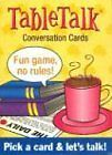 USED (LN) TableTalk Conversation Cards by Inc. U S. Games Systems