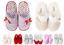 Ladies & Girls Premium Slippers With Fur LIning Size 3 to 8 UK - XMAS GIFT