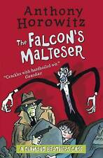 The Diamond Brothers in the Falcon's Malteser by Anthony Horowitz (Paperback, 20