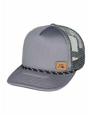 NEW QUIKSILVER™  Mens Bronzo Trucker Cap Hat Headwear