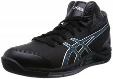 asics basketball shoes GELTRIFORCE 2-WIDE TBF327 Black / dark green