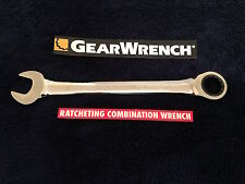 GearWrench Ratcheting Combination Socket Wrench Metric mm & SAE  Inch -Pick size