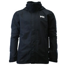 Helly Hansen Dubliner Active Hooded Rain Shell Jacket Winbreaker - Mens