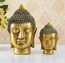 Furnishings Art Home Desk Wedding Deco Sculpture Statue Figure Buddha Resin La